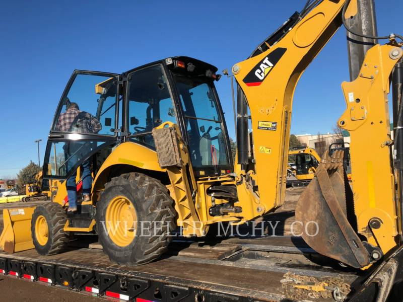 Caterpillar BULDOEXCAVATOARE 420F E equipment  photo 2