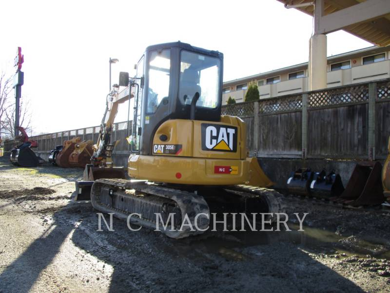 CATERPILLAR TRACK EXCAVATORS 305E2 CRCB equipment  photo 5