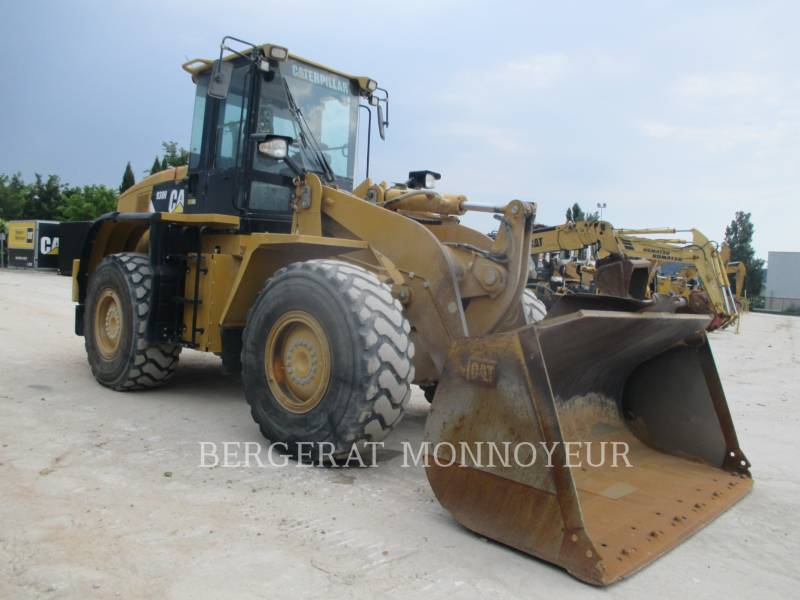 CATERPILLAR RADLADER/INDUSTRIE-RADLADER 938H equipment  photo 6