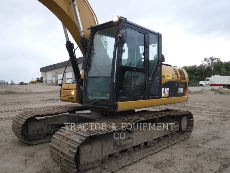 CATERPILLAR ESCAVADEIRAS 320D L equipment  photo 1