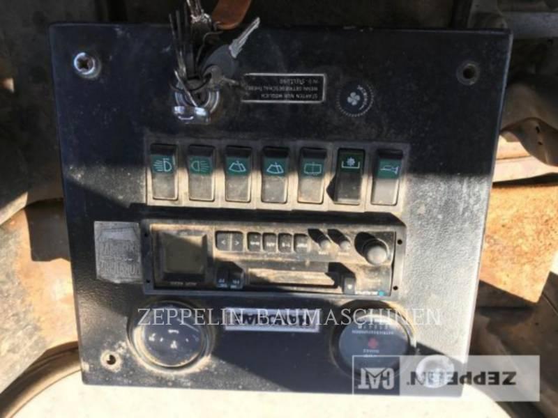 HANOMAG (KOMATSU) KETTENDOZER D540E equipment  photo 9