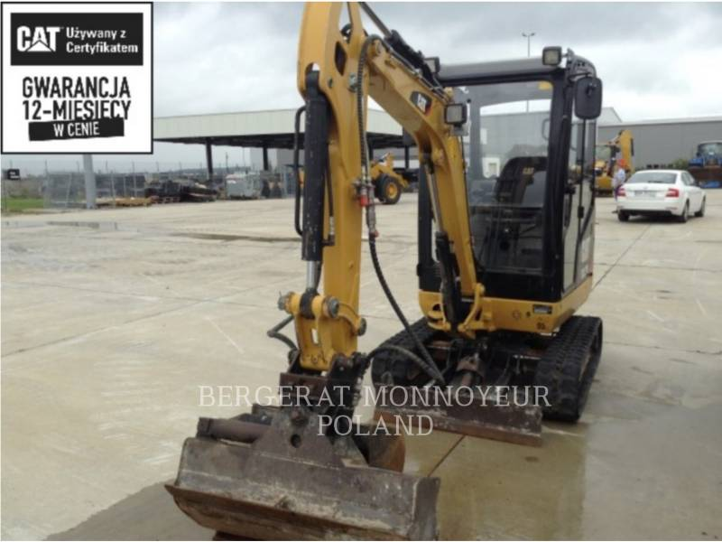 CATERPILLAR TRACK EXCAVATORS 302.2D equipment  photo 1