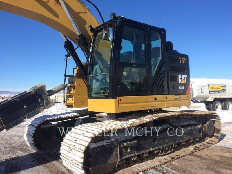 CATERPILLAR トラック油圧ショベル 335F CR CF equipment  photo 6