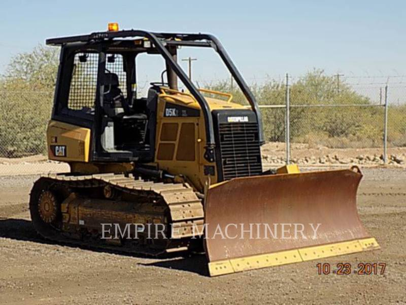 CATERPILLAR KETTENDOZER D5K2XL equipment  photo 7