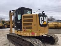 CATERPILLAR トラック油圧ショベル 314EL CR equipment  photo 1