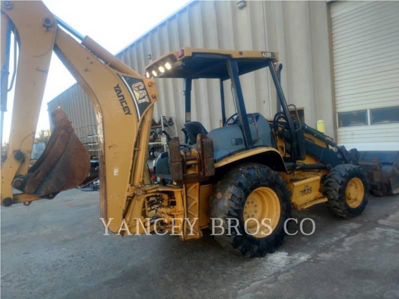 CATERPILLAR バックホーローダ 420D IT4X equipment  photo 3