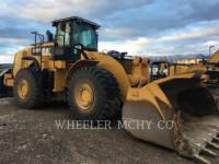 Equipment photo CATERPILLAR 980M AOC WHEEL LOADERS/INTEGRATED TOOLCARRIERS 1