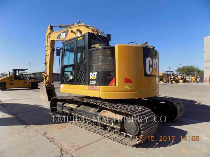 CATERPILLAR KETTEN-HYDRAULIKBAGGER 325F LCR equipment  photo 3