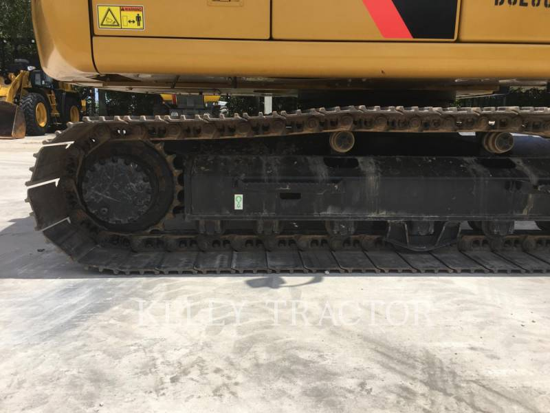 CATERPILLAR TRACK EXCAVATORS 313FL equipment  photo 9