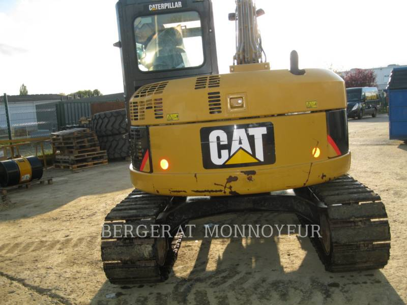 CATERPILLAR TRACK EXCAVATORS 308D equipment  photo 2