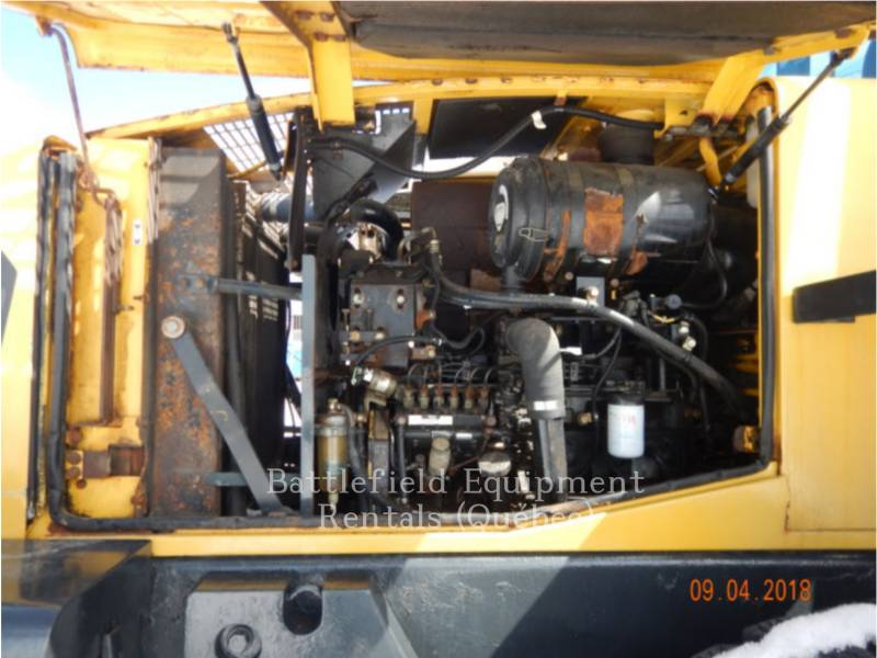 KOMATSU CARGADORES DE RUEDAS WA250 equipment  photo 11