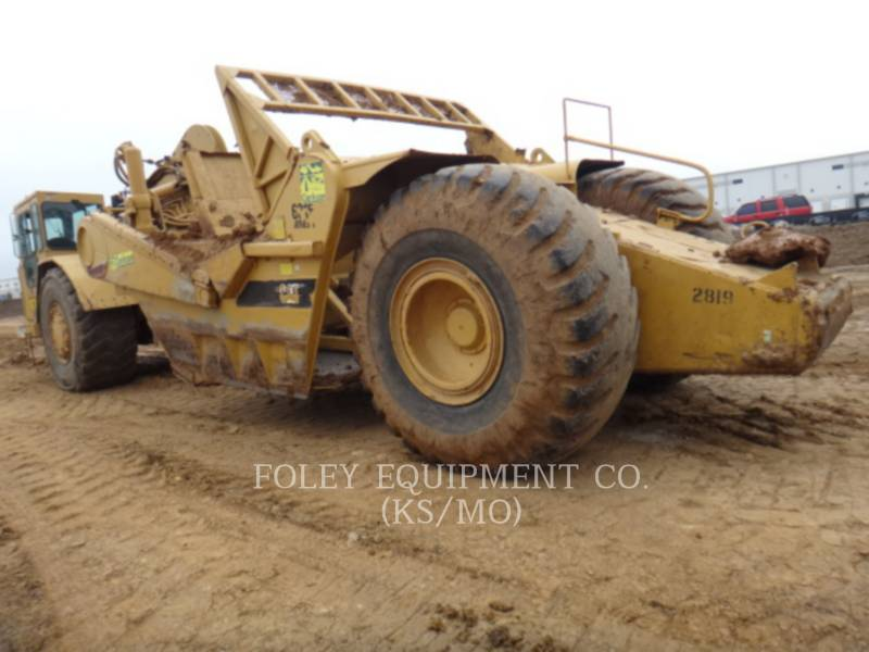 CATERPILLAR MOTOESCREPAS 631E equipment  photo 4