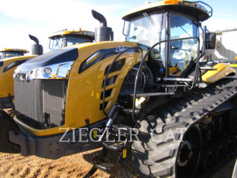 AGCO-CHALLENGER TRATORES AGRÍCOLAS MT865E equipment  photo 10