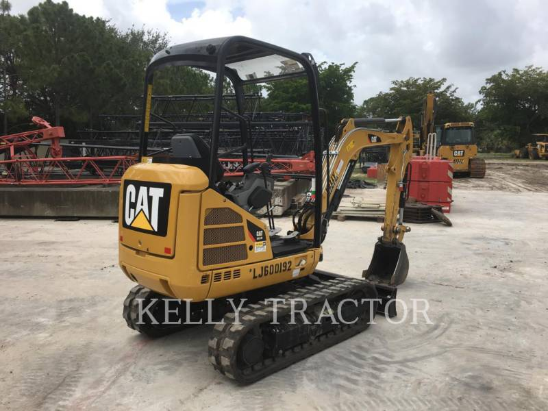 CATERPILLAR TRACK EXCAVATORS 302.4D equipment  photo 7