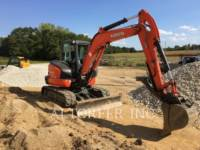Equipment photo KUBOTA CORPORATION KX057-4 KOPARKI GĄSIENICOWE 1