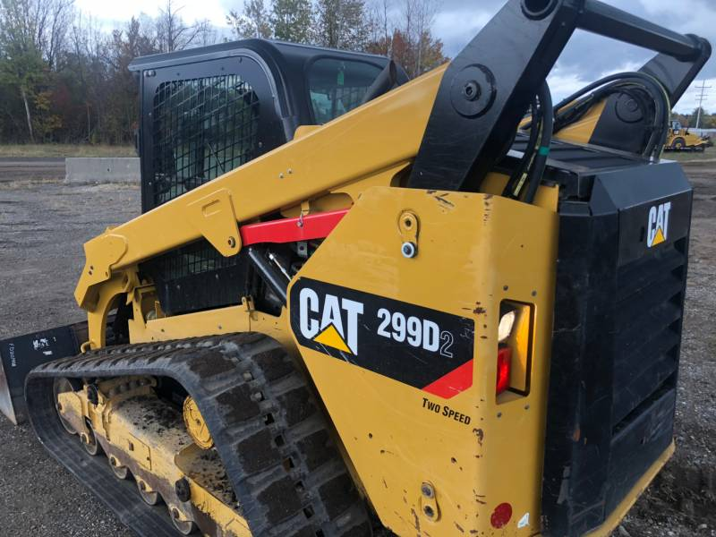 CATERPILLAR DELTALADER 299 D 2 equipment  photo 5