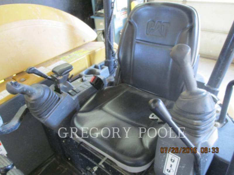 CATERPILLAR TRACK EXCAVATORS 304E CR equipment  photo 11