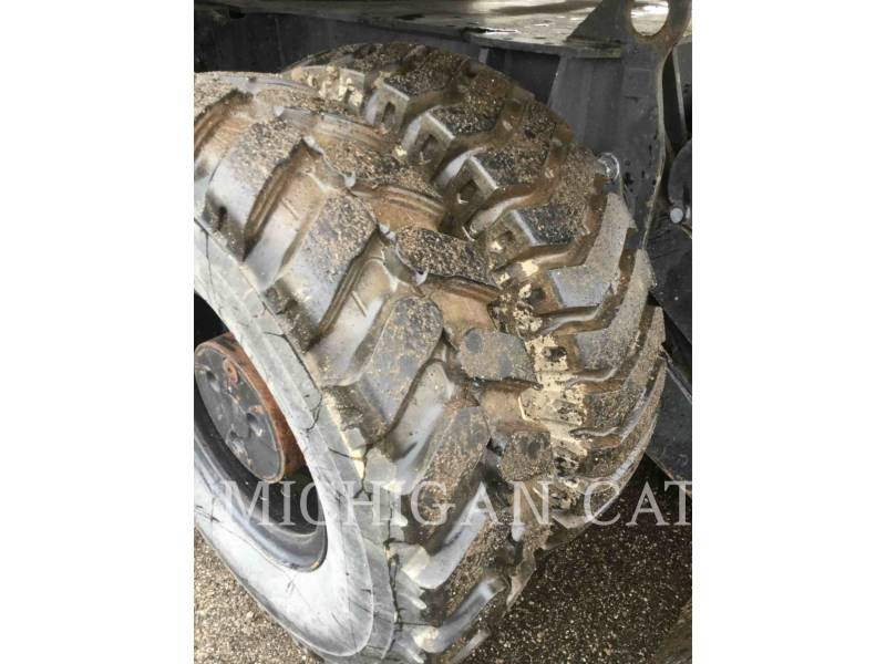 CATERPILLAR WHEEL EXCAVATORS M322D equipment  photo 18