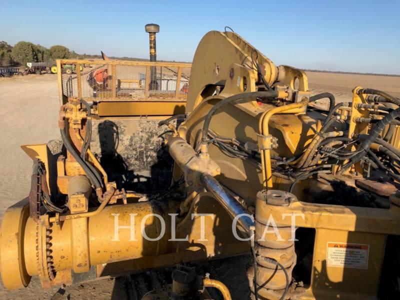 CATERPILLAR WHEEL TRACTOR SCRAPERS 657E equipment  photo 22