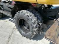 CATERPILLAR WHEEL EXCAVATORS M316C equipment  photo 16