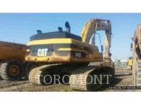 CATERPILLAR ESCAVATORI CINGOLATI 345BII equipment  photo 2
