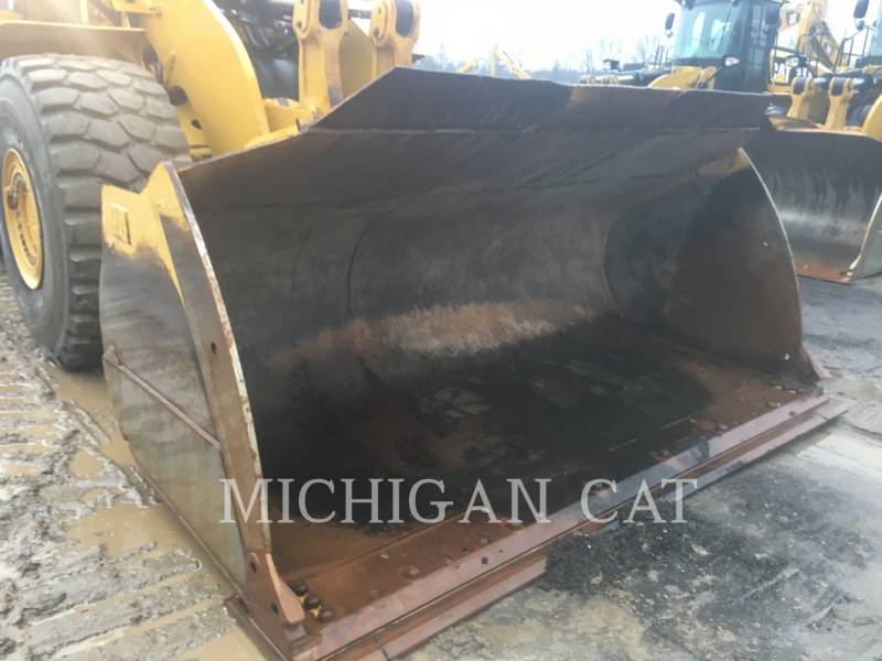 Caterpillar ÎNCĂRCĂTOARE PE ROŢI/PORTSCULE INTEGRATE 980K LC equipment  photo 16