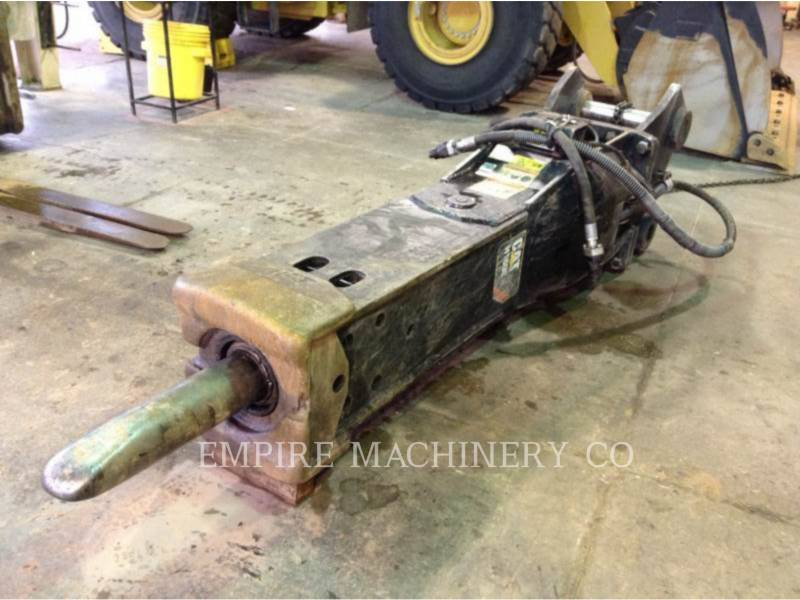 CATERPILLAR  HAMMER H160ES equipment  photo 1
