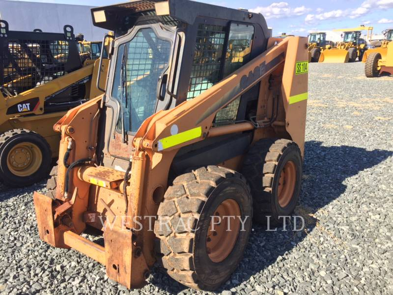 CASE SKID STEER LOADERS 430 equipment  photo 2