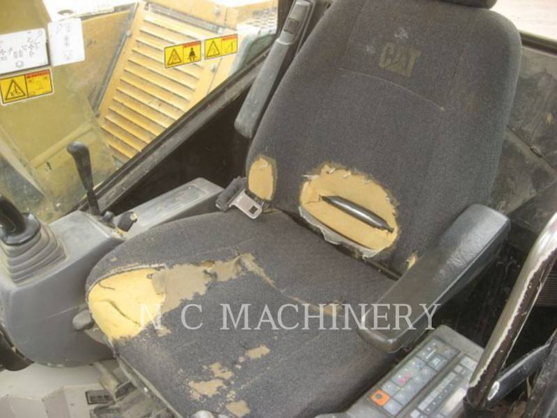 CATERPILLAR TRACK EXCAVATORS 308C CR equipment  photo 10