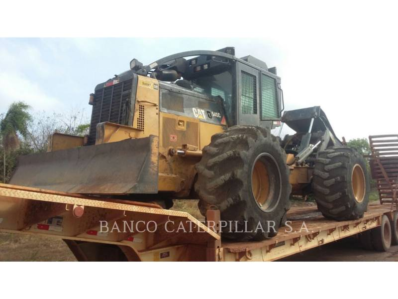 CATERPILLAR FORESTRY - SKIDDER 545C equipment  photo 1