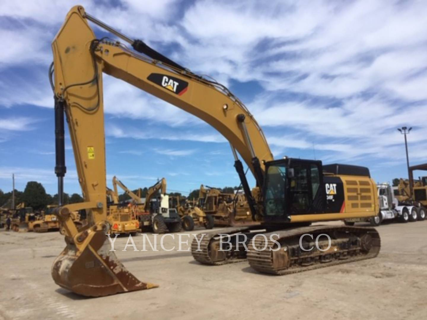 2016 - CATERPILLAR - 349FL 14