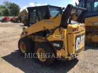 CATERPILLAR SKID STEER LOADERS 242B3 A2Q equipment  photo 3