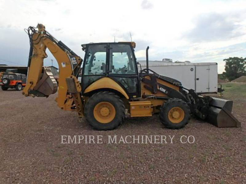CATERPILLAR CHARGEUSES-PELLETEUSES 420E 4ECIP equipment  photo 5