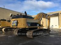 CATERPILLAR TRACK EXCAVATORS 345DL equipment  photo 4
