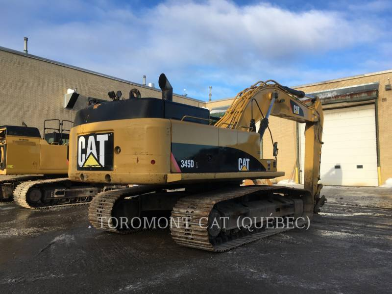 CATERPILLAR EXCAVADORAS DE CADENAS 345DLVG equipment  photo 4