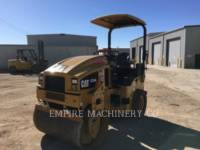 CATERPILLAR TAMBOR DOBLE VIBRATORIO ASFALTO CC34B equipment  photo 4