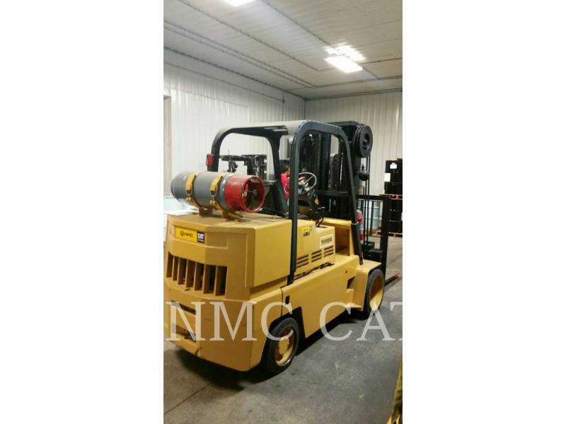CATERPILLAR LIFT TRUCKS FORKLIFTS TC100D_MC equipment  photo 2