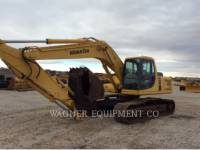 Equipment photo KOMATSU PC200LC EXCAVADORAS DE CADENAS 1