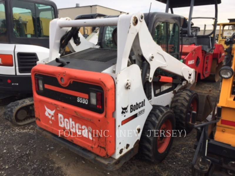 BOBCAT SKID STEER LOADERS S590 equipment  photo 7