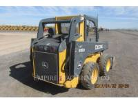 JOHN DEERE SKID STEER LOADERS 318D equipment  photo 8