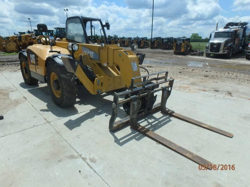 CATERPILLAR TELEHANDLER TH514 equipment  photo 2