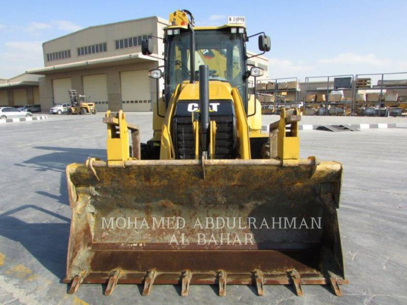 CATERPILLAR BACKHOE LOADERS 422 F 2 equipment  photo 8
