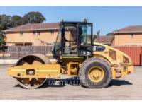 CATERPILLAR VIBRATORY SINGLE DRUM SMOOTH CS56 equipment  photo 4
