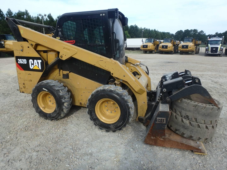 Cat Skid Steer : New cat d skid steer loader for sale whayne