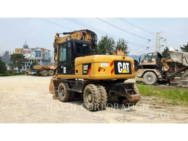 CATERPILLAR PELLES SUR PNEUS M315D2 equipment  photo 6
