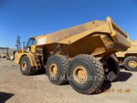 CATERPILLAR TOMBEREAUX DE CHANTIER 740B TG equipment  photo 3