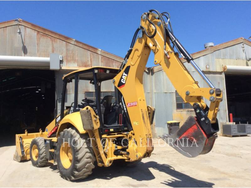 CATERPILLAR CHARGEUSES-PELLETEUSES 430F2 equipment  photo 4