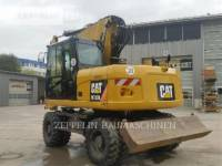 CATERPILLAR PELLES SUR PNEUS M313D equipment  photo 5