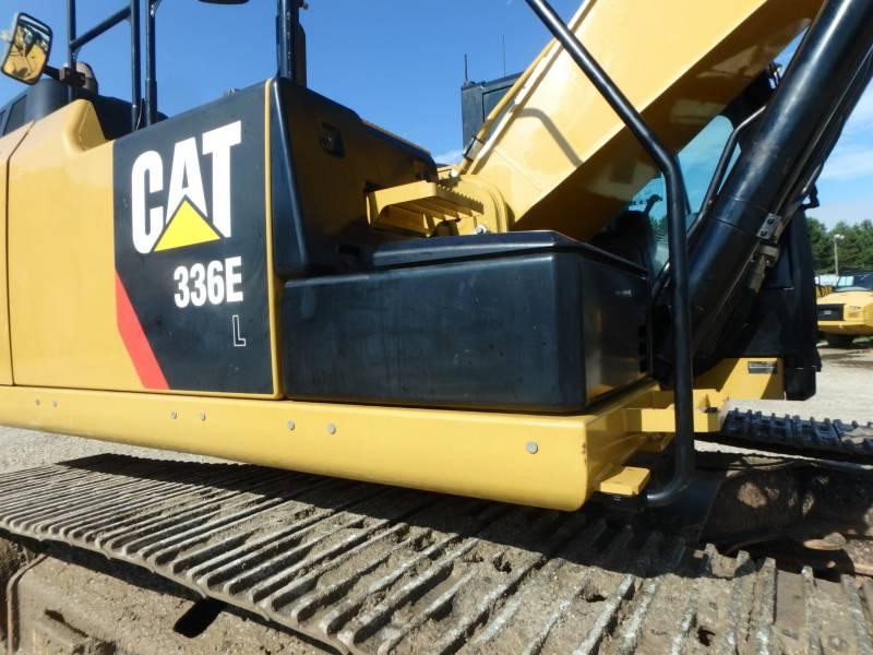 CATERPILLAR PELLES SUR CHAINES 336EL equipment  photo 18