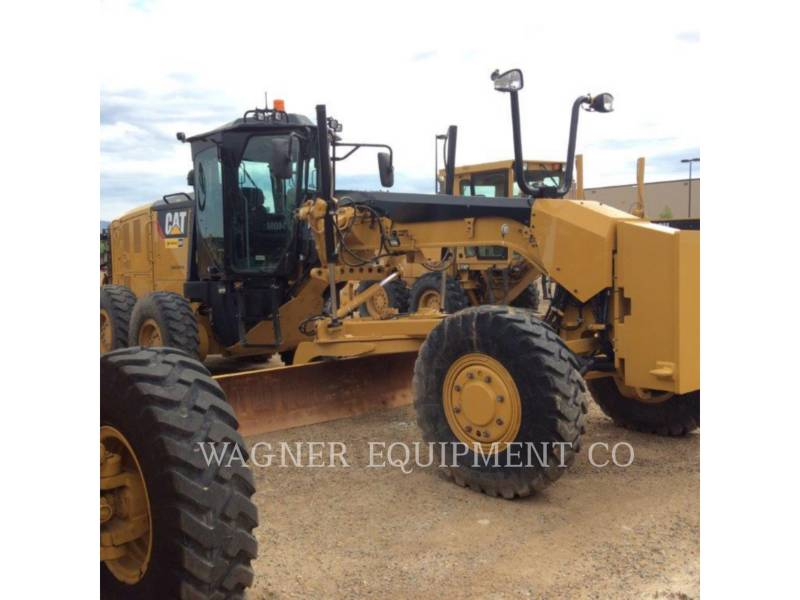 CATERPILLAR MOTOR GRADERS 140M3AWD equipment  photo 1